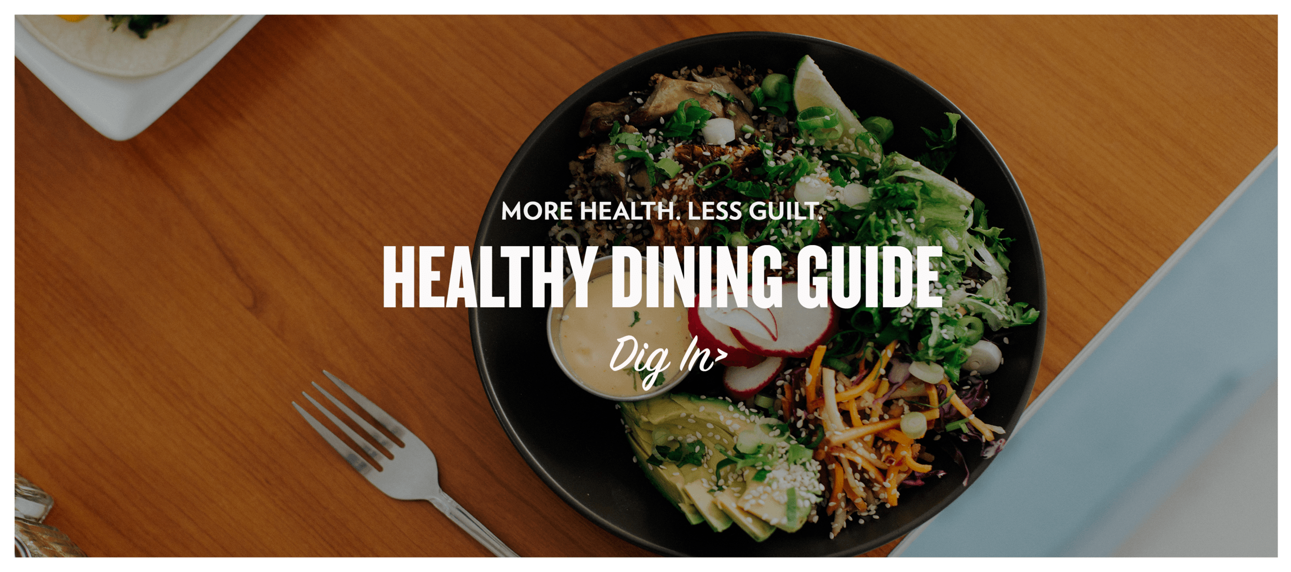 Healthy Dining Guide